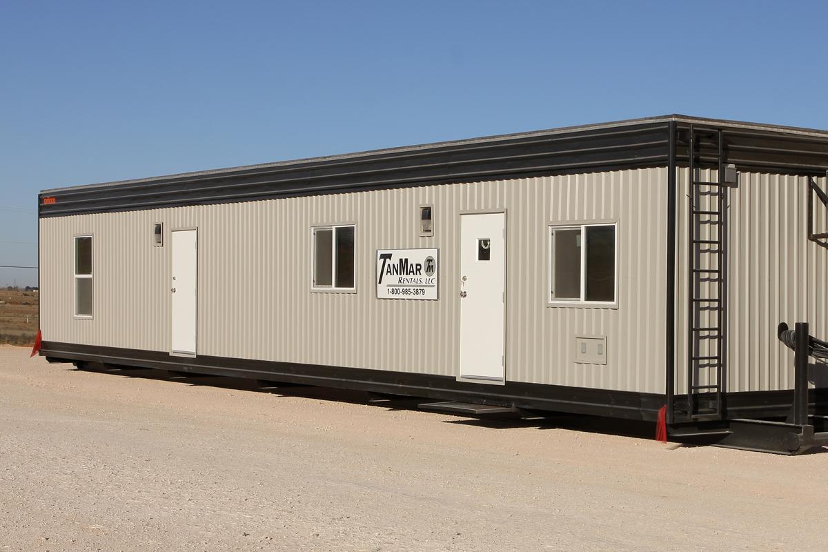 Rentals: Skid Mounted Houses - TanMar Companies, LLC