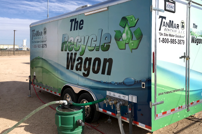 recycle wagon