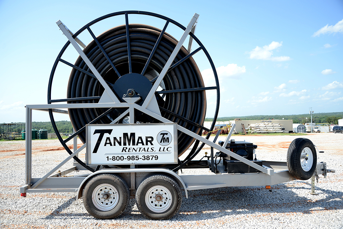 Water Transfer: Poly Pipe Services - TanMar Companies, LLC